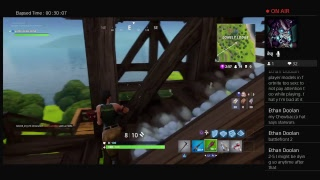 Fortnite stream#3