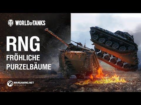 RNG. Fröhliche Purzelbäume [World of Tanks Deutsch] thumbnail