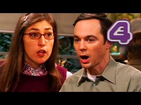 Sheldon & Amy Get Into An Awkward Fight About Their Sex Life! | The Big Bang Theory