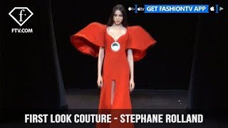 First Look Couture Fall/Winter 2017-18 Stephane Rolland | FashionTV