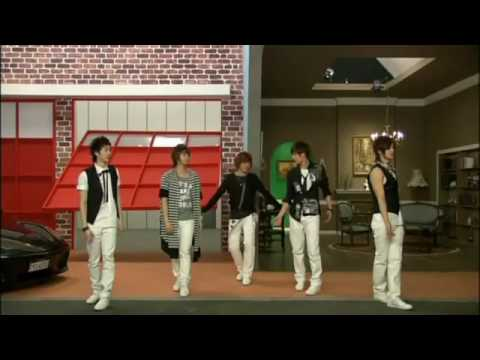 MV SS501 A Song Calling for You  Funny New Version