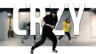 [Kpop방송댄스] Kehlani - CRZY / 은평구댄스학원,연신내댄스학원,삼송댄스학원 / 뮤즈댄스