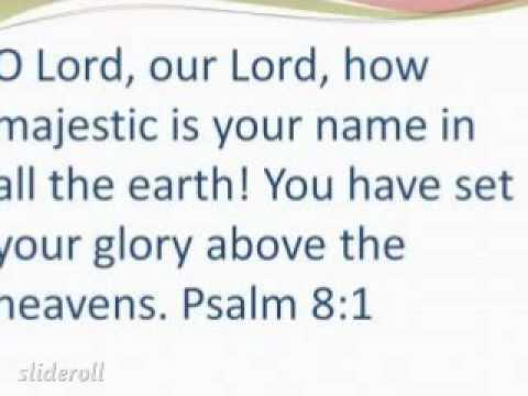 Bible Verses that Praise & Glorify God
