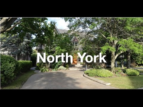 Toronto Neighbourhoods: North York