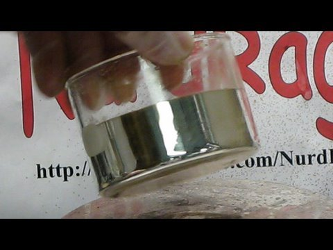 Make Glass Mirrors with Silver Nitrate