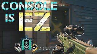 CONSOLE IS EZ - Rainbow Six Siege Console Diamond