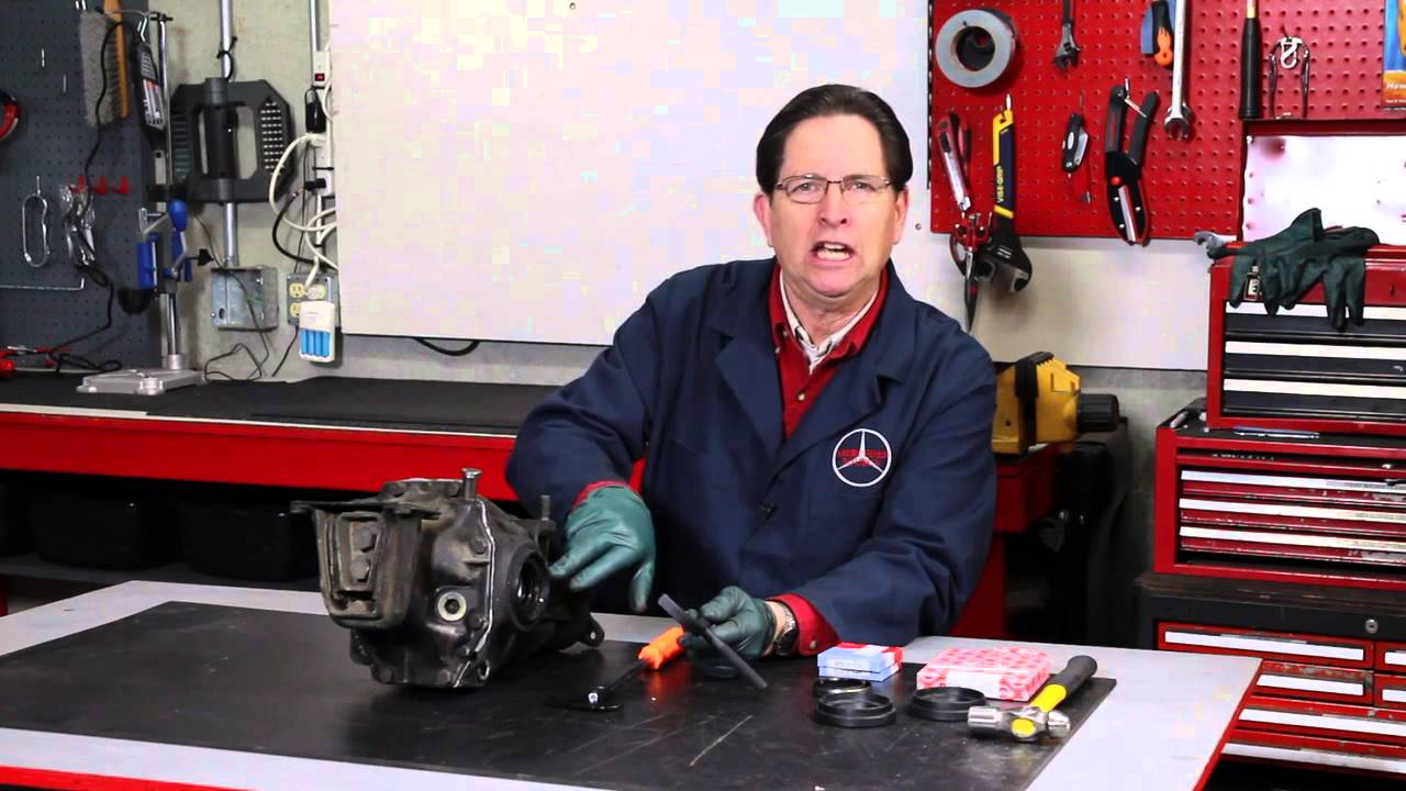 Removing Oil Seals From The Engine Transmission And Re
