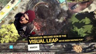 inFAMOUS Second Son Gameplay Ad