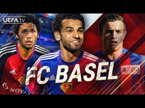 FC Basel | GREATEST European Moments | Salah, Elneny, Shaqiri | BackTrack