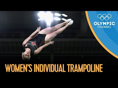 Women's Trampoline Individual Final | Rio 2016 Replay