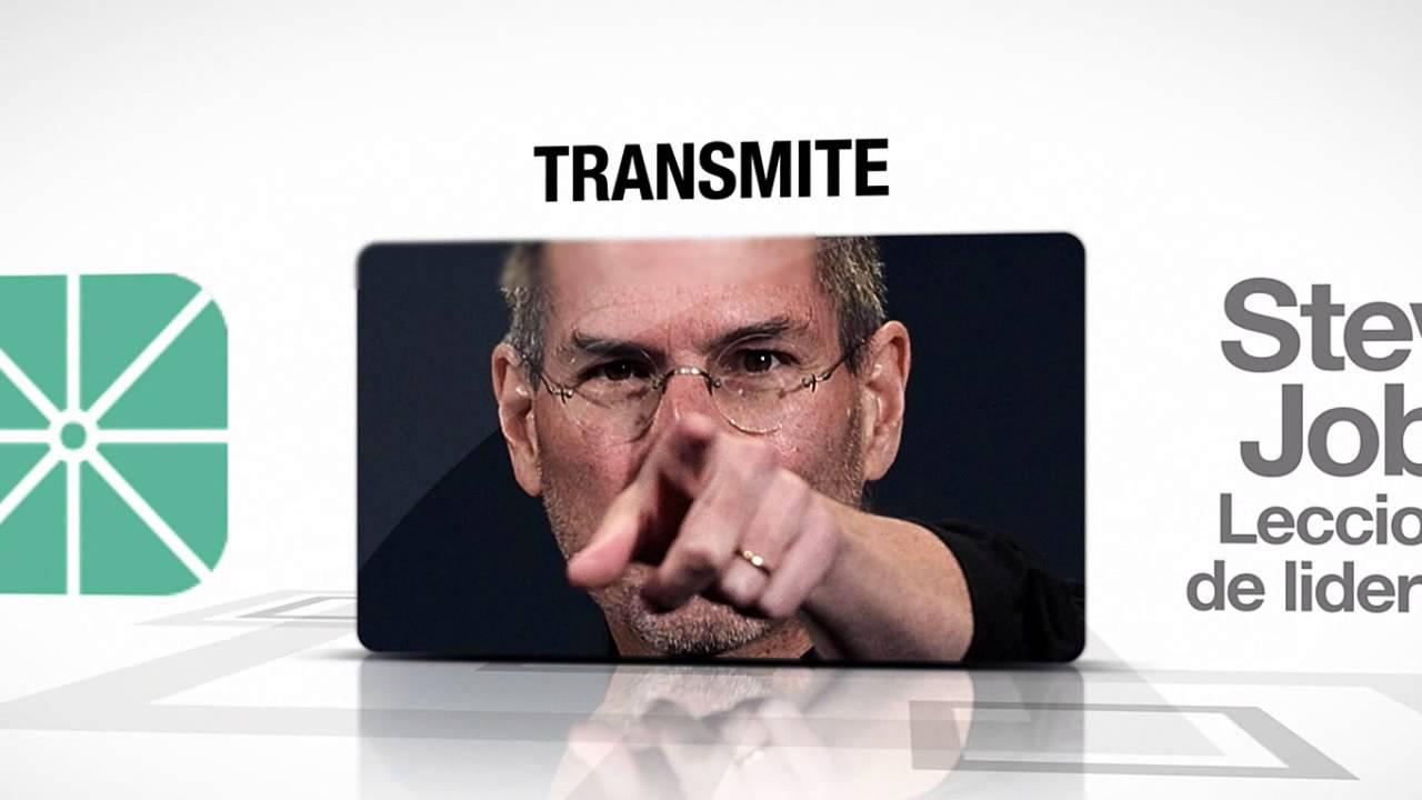 Steve Jobs Lecciones De Liderazgo Walter Isaacson Booktrailer