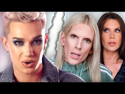 Bye Sister...James Charles is OVER the beauty drama with Tati and Jeffree Star thumbnail