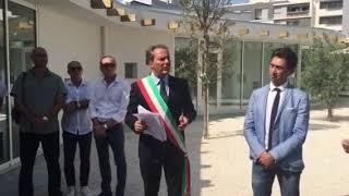 Intitolazione nuova scuola Sandro Pertini