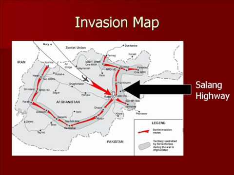 The Soviet Invasion of Afghanistan History Project - YouTube