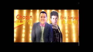 Huo Yuan Jia - Chopin ft Eric Sanjaya (SSHGS 泗水好歌手)