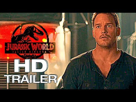 A New Era | Jurassic World 2 | Chris Pratt - HD Trailer Spot -Dinosaurs Movie