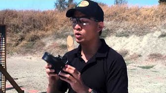 Ear Protection: Save Your Hearing - Handgun 101 with Top Shot Chris Cheng