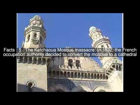 Ketchaoua Mosque Top  #9 Facts