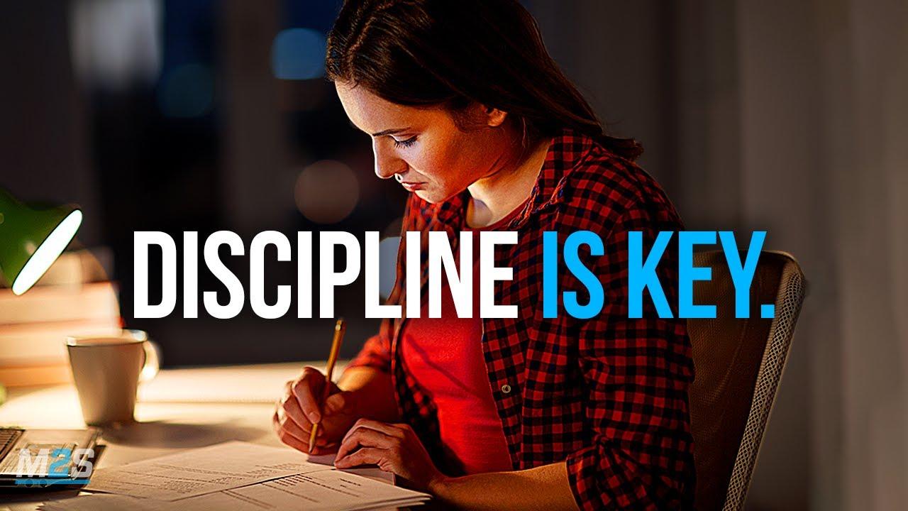 SELF DISCIPLINE - Best Study Motivation
