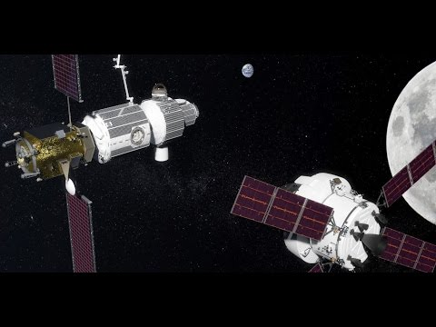 "NASA Unveils ""Deep Space Gateway"" Plan to Aid Space Travel"