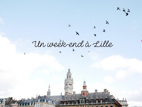 Un week-end à Lille avec Lili in Wonderland