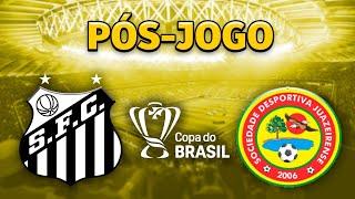 Santos 4 x 0 Juazeirense - análise e comentários!