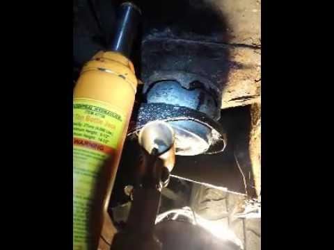 5 Minute Fix Chevy C K Silverado Sagging Rusted Cab Mounts