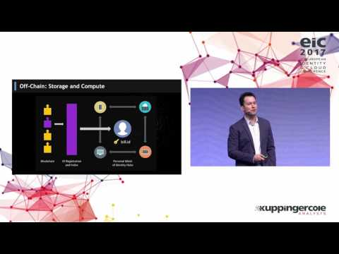 Daniel Buchner - Blockchain-Anchored Identity – A Gateway to Decentralized Apps and Services
