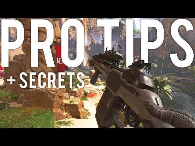 Apex Legends Pro Tips and Secrets