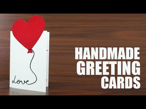 DIY Birthday Cards for Girlfriend - Handmade Cards for Love