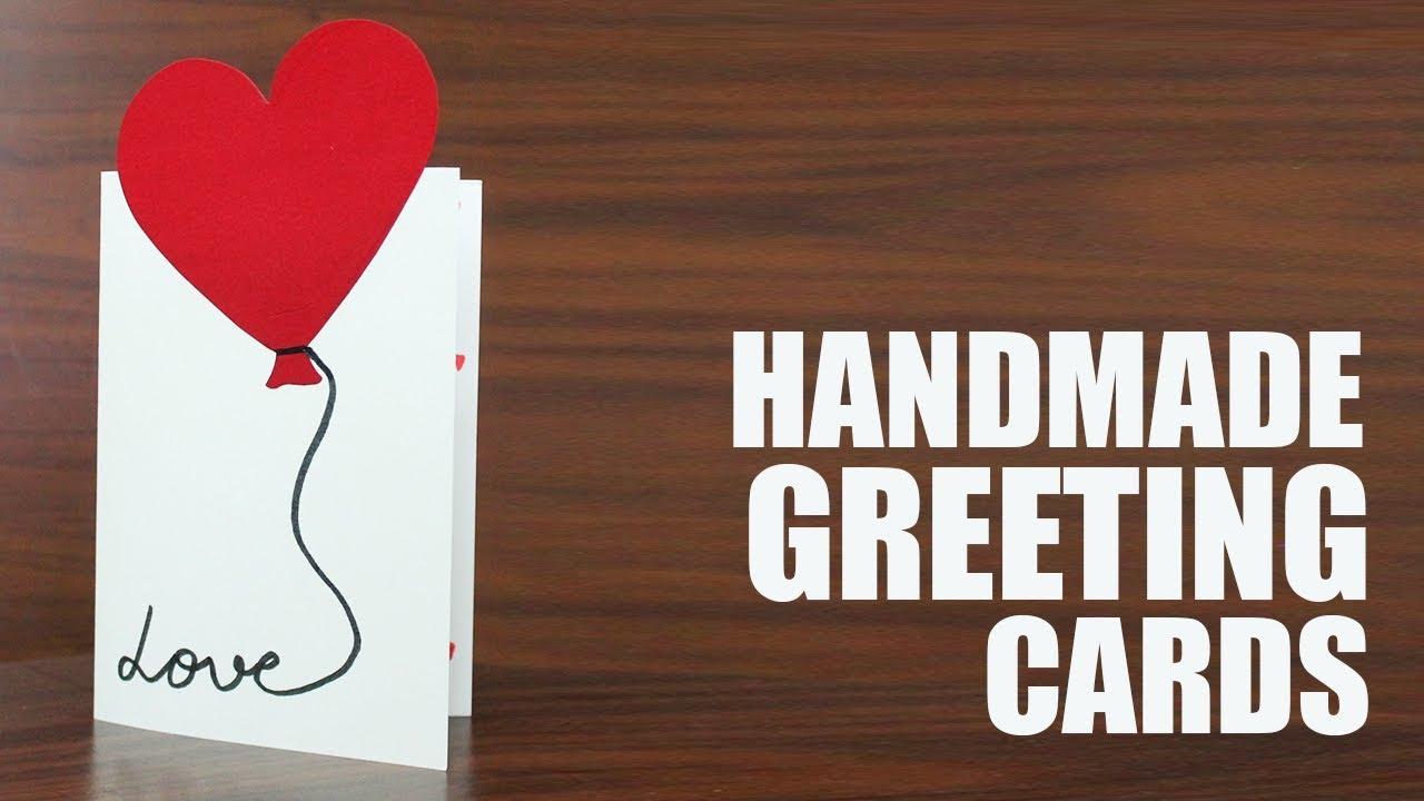 DIY Birthday Cards For Girlfriend Handmade Cards For