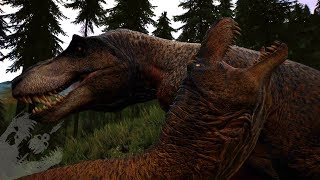 The Isle ONE'S STARVATION IS ANOTHER'S SALVATION -Rex Survival In Pangaea-
