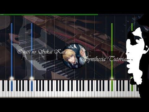 Owari No Sekai Kara - Yanagi Nagi [Synthesia] (Piano Tutorial) ▶Arr. By Animenz