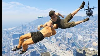 GTA 5 CRAZY Life Compilation #48 (GTA V Fails Funny Moments)