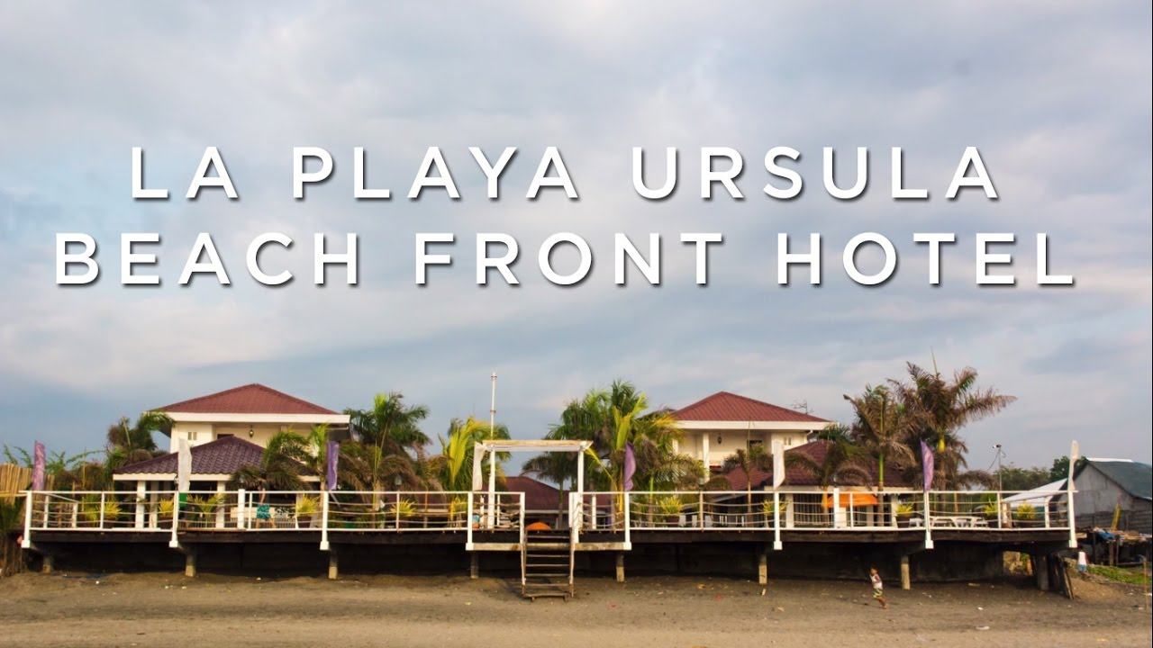 La Playa Ursula Beach Front Hotel