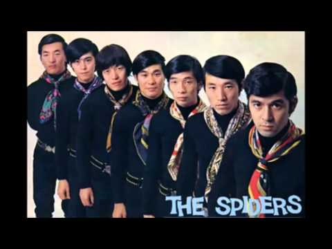 「スパイダース」の画像検索結果