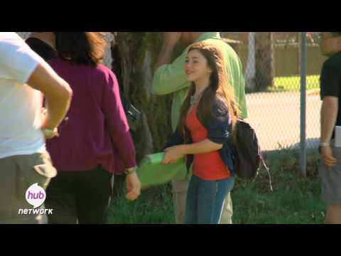 Spooksville Behind-the-Scenes Video with the Cast!