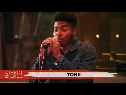 Tonii Performs at Direct 2 Exec NYC 4/20/18 -  Atlantic Records
