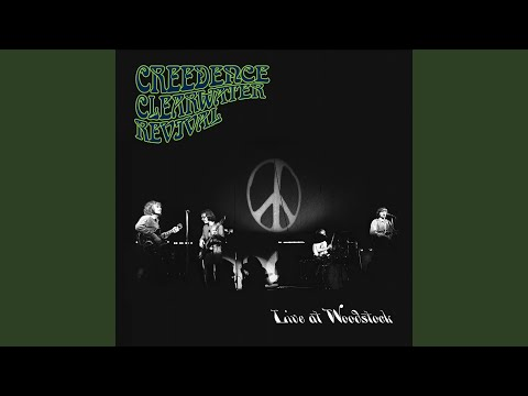 Clint August - Born On The Bayou (Live At The Woodstock Music & Art Fair / 1969)