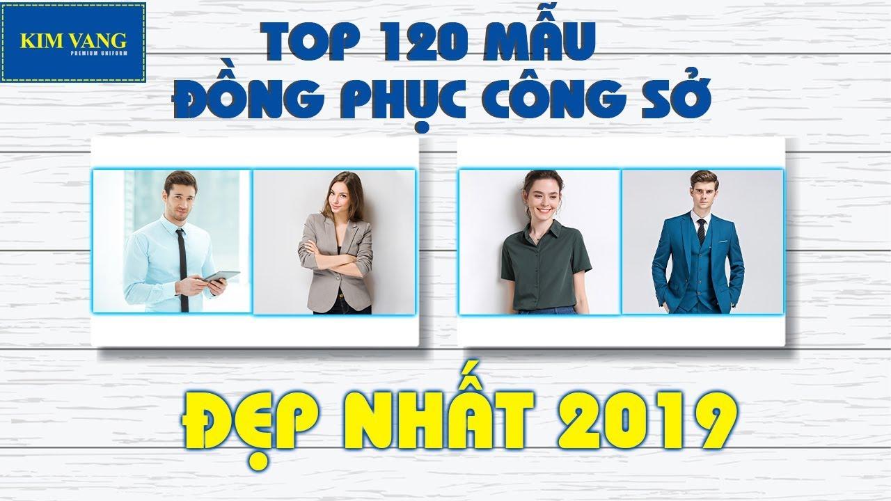 TOP 120 Mẫu Đồng Phục Công Sở Đẹp Nhất 2019