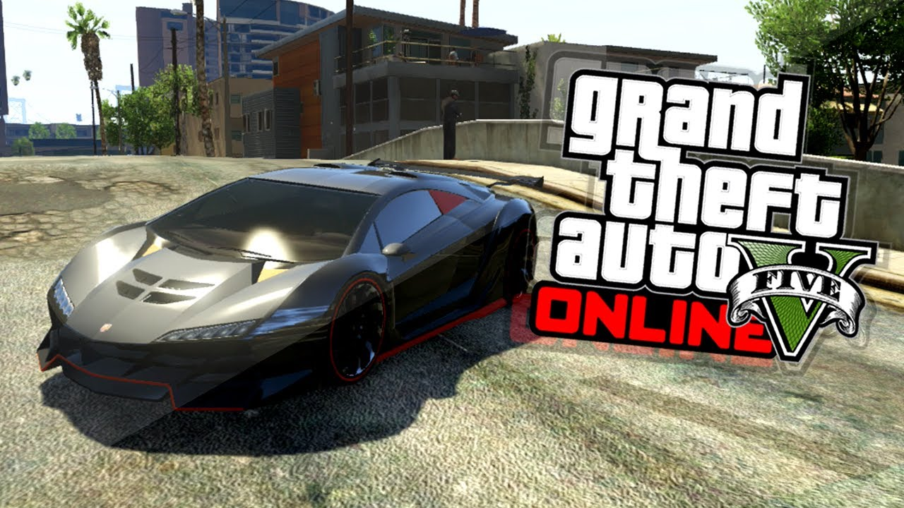 "GTA 5 Online : ""Pegassi Zentorno"" Customization Guide ..."