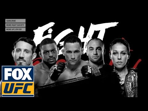 Fight Society Podcast:  UFC 205 Preview - Alvarez, Jedrzejczyk, Edgar, Kennedy, Johnson (11/9/16)