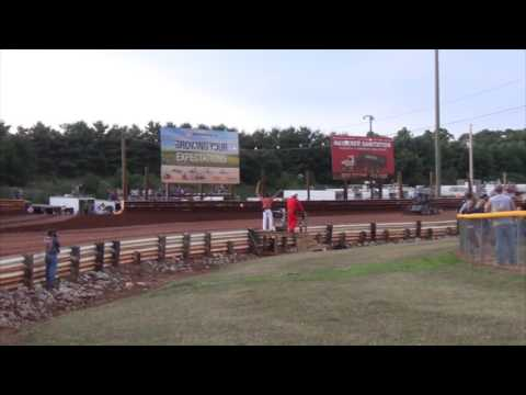 Lincoln Speedway 410 Sprint Cars and Super Sportsman Highlights 7-16-16