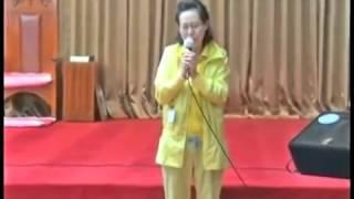 웃음으로 우울증 치료받고 초락도기도원에 대한 계시를 받다초락도기도원 2013 05 30