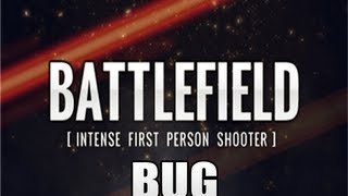 Roblox: Battlefield Bug!