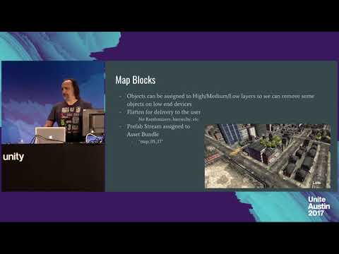 Unite Austin 2017 - The Walking Dead: March to War - Rendering 10K Objects on Low-End Mobile Devices