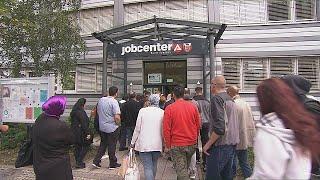 Travailleurs pauvres en Allemagne