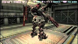 Armored Core Last Raven Portable: Energy Monsters