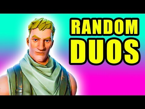 I Met the Most Adorable Kid Playing Random Duos!