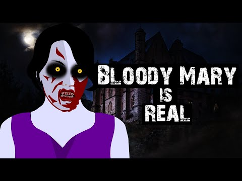 Bloody Mary is Real | Horror Stories in Hindi Animated Shorts | Eid al-adha Bakrid special